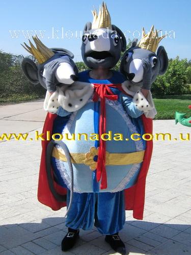 Ростовая кукла Король мышей