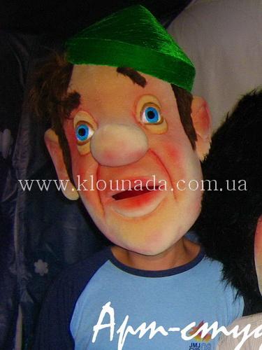 Кукла Балбес