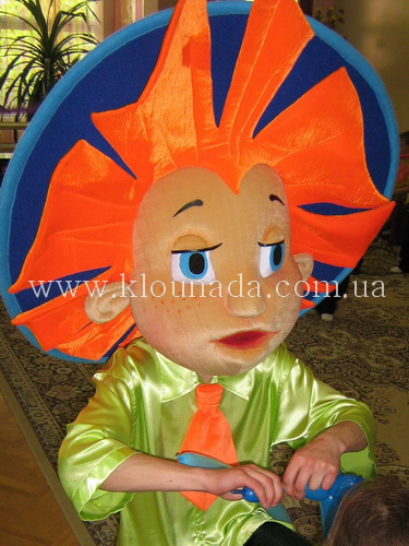 Ростовая кукла Незнайка