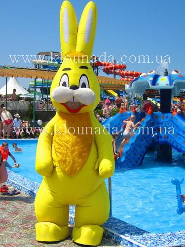 Пневмокукла Желтый Зайка (солнечный)