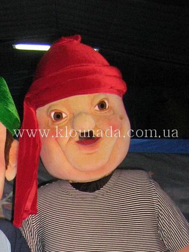 Кукла Бывалый