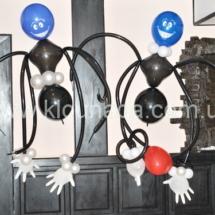 украшение шарами (58)